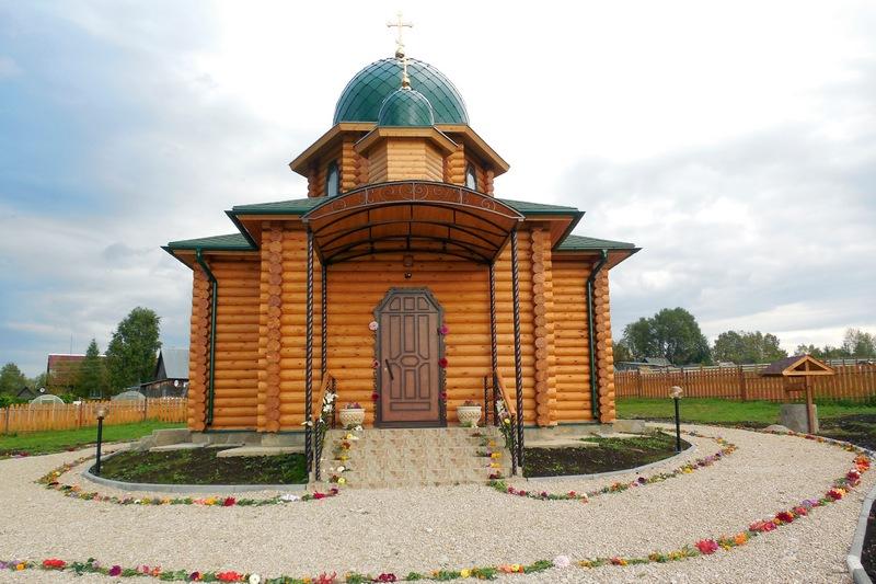 Монастырское подворье в посёлке Мыс